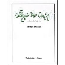 Carl Fischer Colloquy for Brass Quintet Book