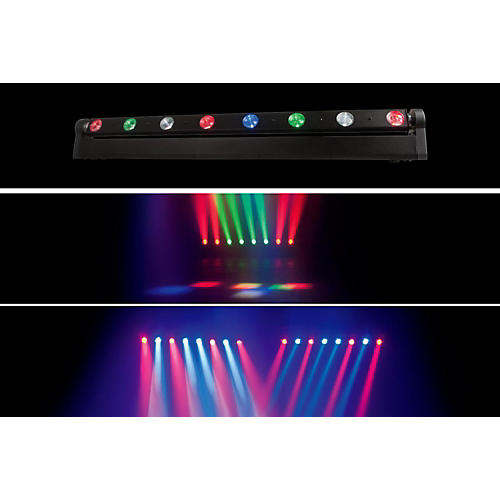 American DJ Color Sweeper Beam 8 8W RGBW-thumbnail