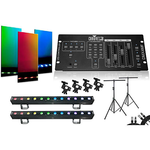 Chauvet Colorband Pix DMX4MF LED Light System