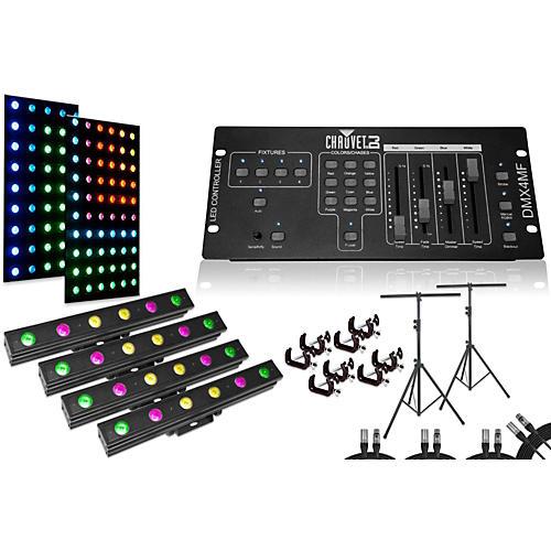 CHAUVET DJ Colorband Pix Mini DMX4MF 4 bar system