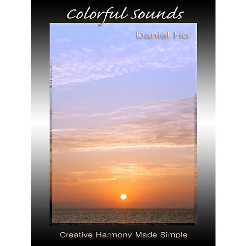 Alfred Colorful Sounds Creative Harmony Made Simple Book & CD-thumbnail