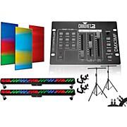 Chauvet Colorrail DMX3MF 2 Bar Light System