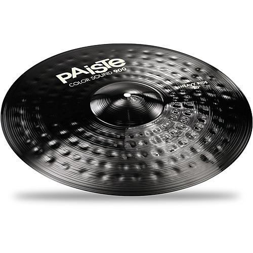 Paiste Colorsound 900 Heavy Ride Cymbal Black