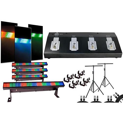 CHAUVET DJ Colorstrip Mini 4 Bar Light System-thumbnail