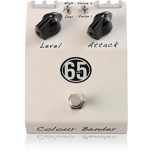 65amps Colour Bender Germanium Distortion Guitar Effects Pedal-thumbnail