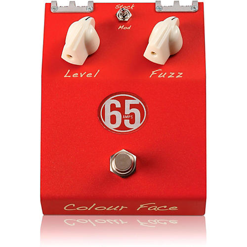 65amps Colour Face Germanium Fuzz Guitar Effects Pedal-thumbnail