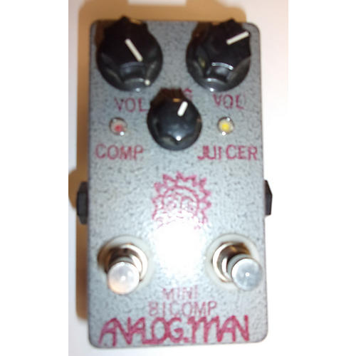 Analogman ComROSSor Small Effect Pedal