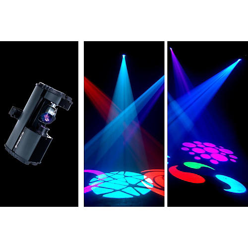 American DJ ComScan System DMX LED Scanner