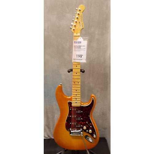 G&L Comanche Solid Body Electric Guitar-thumbnail