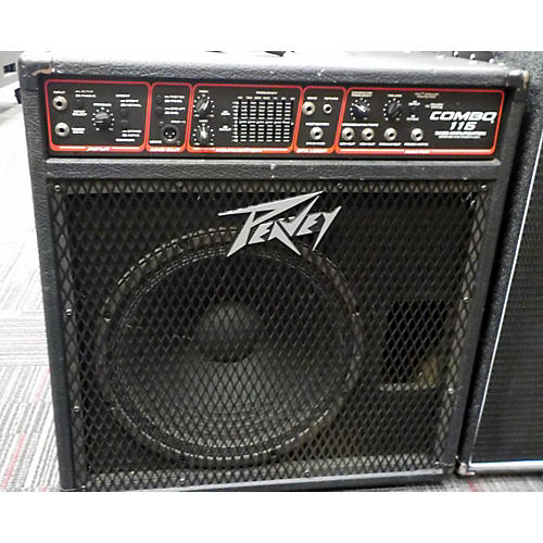 used peavey combo 115 bass combo amp guitar center. Black Bedroom Furniture Sets. Home Design Ideas