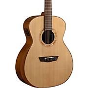 Washburn Comfort Series Grand Auditorium Acoustic-Electric Guitar