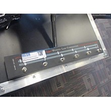 Voodoo Lab Commander Guitar Midi Foot Controller Footswitch
