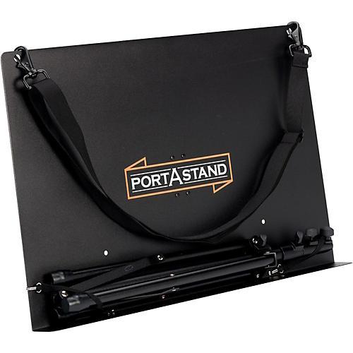 Portastand Commoner Music Stand Black