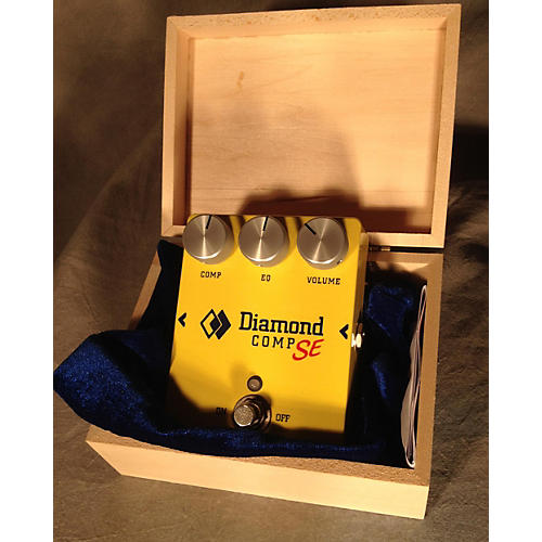 DIAMOND PEDALS Comp Se Effect Pedal