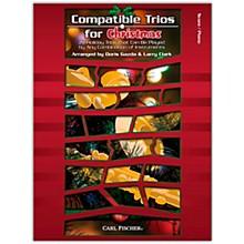 Carl Fischer Comp Trios Xmas - Score/Pno