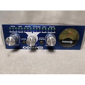 Pre-owned Presonus Comp16 Microphone Preamp by Presonus