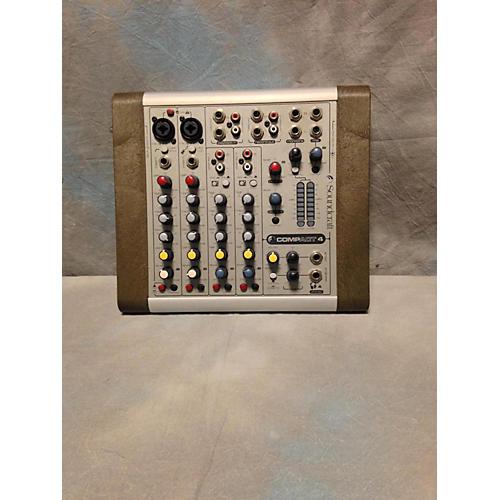 Soundcraft Compact 4 Unpowered Mixer-thumbnail