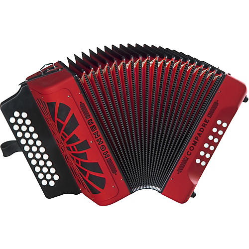 Hohner Compadre GCF Accordion-thumbnail