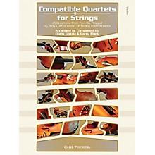 Carl Fischer Compatible Quartets for Strings Book - Violin