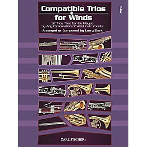 Carl Fischer Compatible Trios for Winds by Carl Fischer