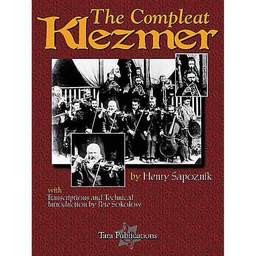 Tara Publications Compleat Klezmer Piano, Vocal, Guitar Songbook
