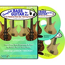 MJS Music Publications Complete Bass Guitar by Ear (2-CD Set)
