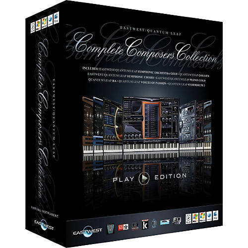 EastWest Complete Composers Collection - PLAY Edition-thumbnail