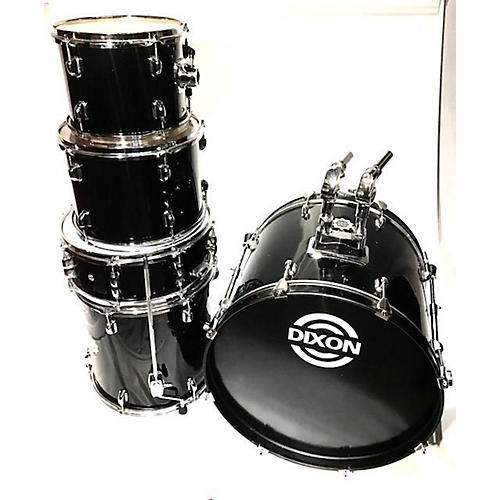 used dixon complete drum set drum kit guitar center. Black Bedroom Furniture Sets. Home Design Ideas