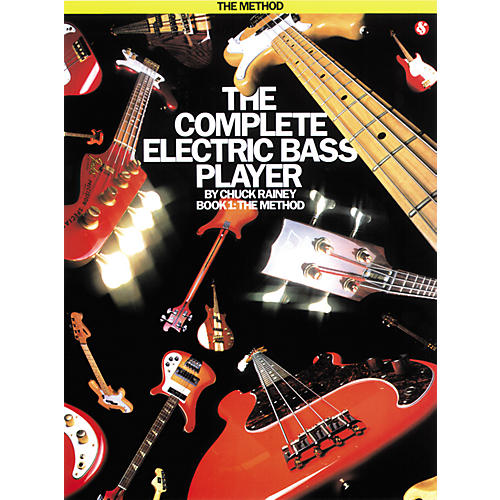 Music Sales Complete Electric Bass Player Book 1-thumbnail