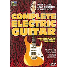Music Sales Complete Electric Guitar Music Sales America Series DVD Written by Mel Reeves
