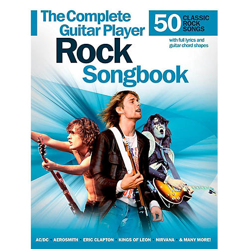 Music Sales Complete Guitar Player Rock Songbook-thumbnail