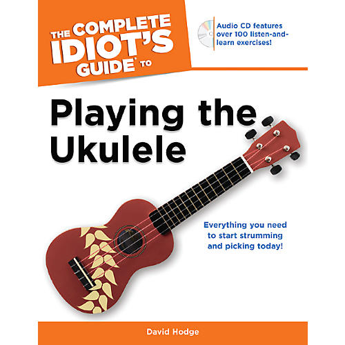 Alfred Complete Idiots Guide To Playing the Ukulele BK/CD-thumbnail