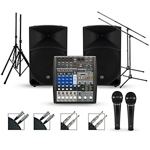Presonus Complete PA Package with StudioLive AR8 Mixer and Mackie Thump Spe...