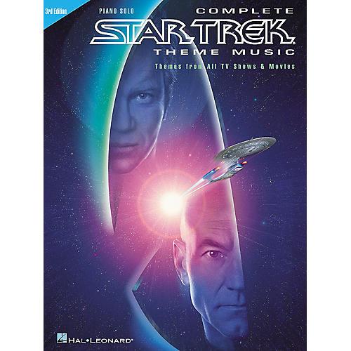 Hal Leonard Complete Star Trek Theme Music-thumbnail