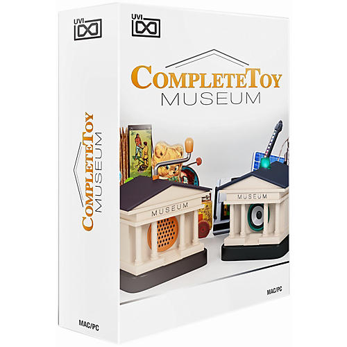 UVI Complete Toy Museum Software Download