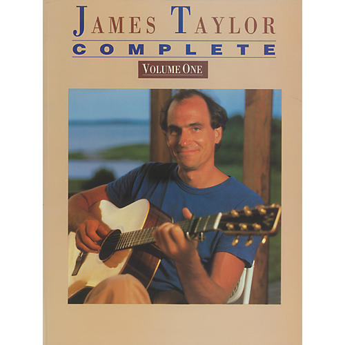 Alfred Complete by James Taylor, Volume 1 Book-thumbnail