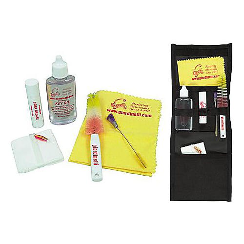 Giardinelli Composite Clarinet Master Care Pack