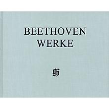 G. Henle Verlag Composition Studies: Haydn, Albrechtsberter and Salieri Henle Edition Hardcover by Beethoven Edited by Ronge