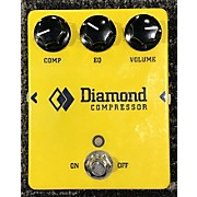 DIAMOND PEDALS Compressor Effect Pedal