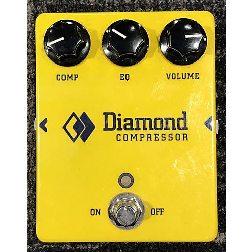 DIAMOND PEDALS Compressor Effect Pedal-thumbnail