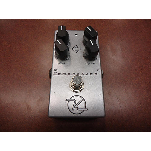 Keeley Compressor Effect Pedal