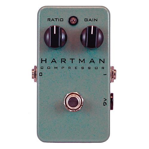Hartman Electronics Compressor Guitar Effects Pedal-thumbnail