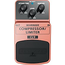 Behringer Compressor/Limiter CL9 Guitar Effects Pedal