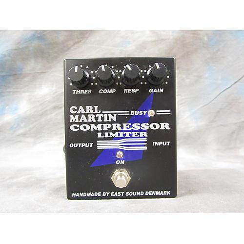 Carl Martin Compressor/Limiter Effect Pedal-thumbnail