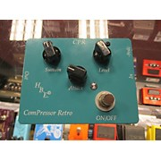 Homebrew Electronics Compressor Retro Effect Pedal