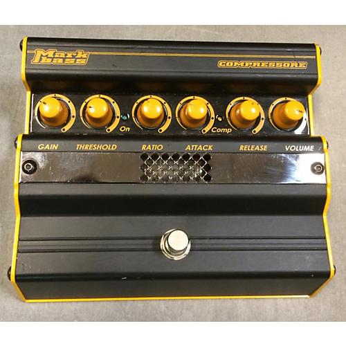 Markbass Compressore Bass Effect Pedal-thumbnail