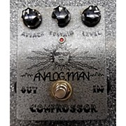 Analogman Comprossor Effect Pedal