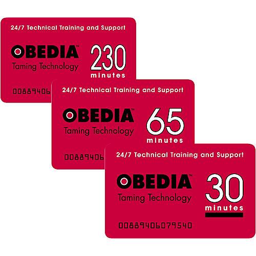 Obedia Computer Recording Training & Support