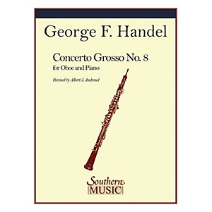 Southern Conc Grosso No 8 in B-Flat Southern Music by George Frideric Hande... by Southern