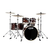 Concept Birch 6-Piece Shell Pack Transparent Walnut
